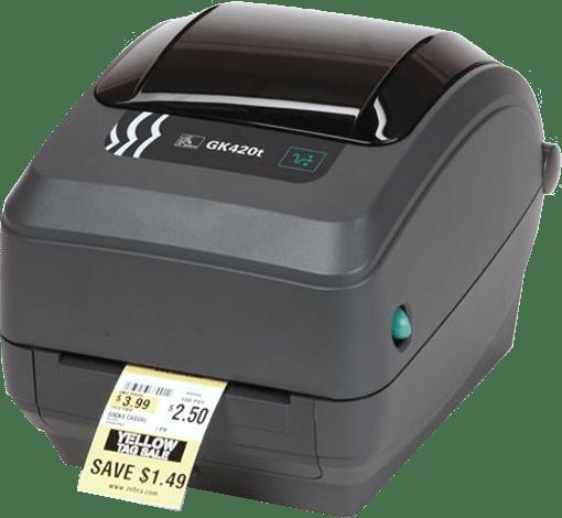 Aluguel de Impressoras Térmicas